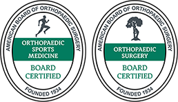 American Board of Orthopaedic Surgery Dr Kevin Collins MD Orthopaedic Surgery Board Certification Double