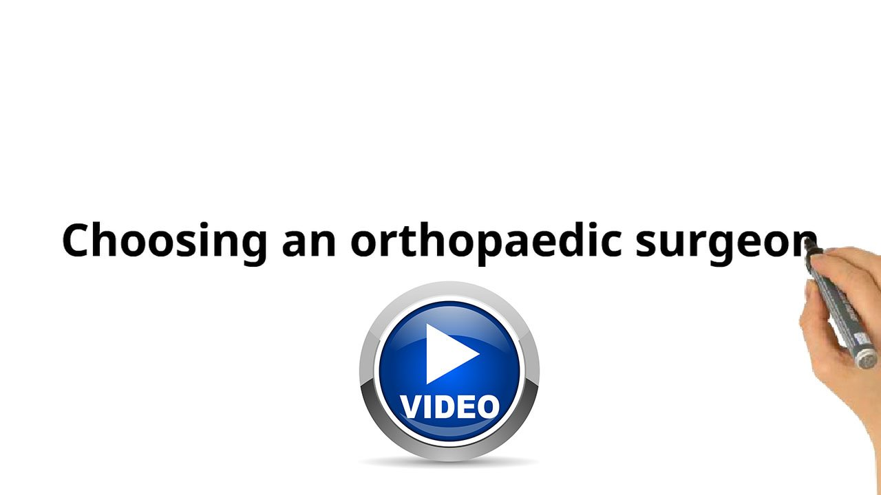 Why It S Important To Select An Abos Board Certified Orthopedic Surgeon Kevin Collins Md Sports Medicine Orthopedic Surgeon